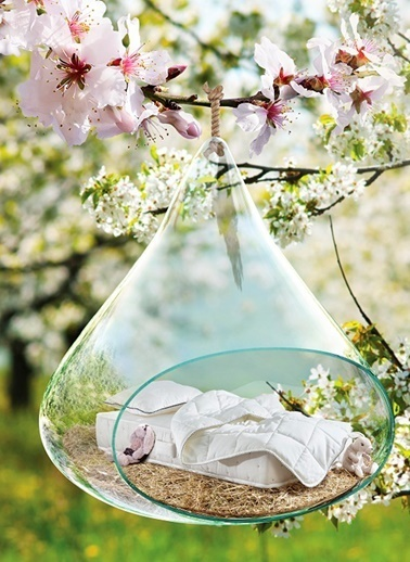 Hibboux Botanic Baby Pocket Yaylı Yatak 90x190 Renkli